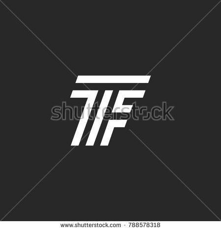 Initial Monogram Logo Ft