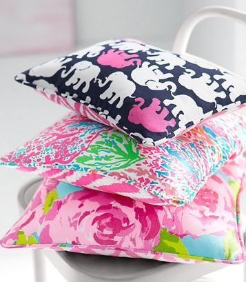 Lilly Pulitzer Resort Chic Comforter and Sham Collection by Garnet Hill
