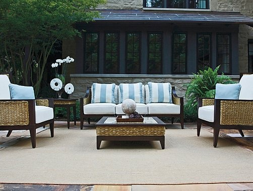 Awesome Summer Classics Aqua   Outdoor Furniture Collection   Modern Patio Furniture  Sets