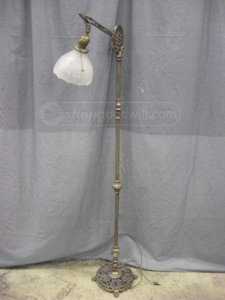 403 best Antique Floor Lamps images on Pinterest | Antique ...