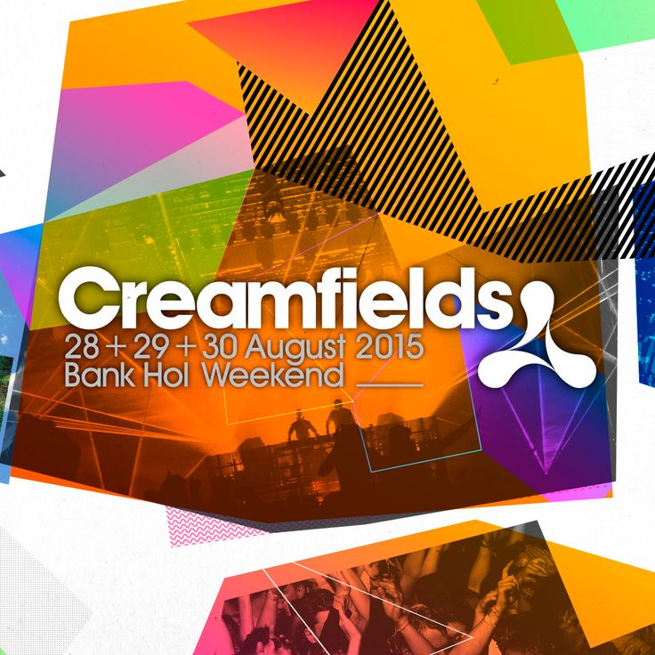 Tickets Archive - Creamfields 2015