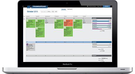 Love TrainingPeaks - really helped my Triathlon training.  Online Training Software & Training Plans for Athletes