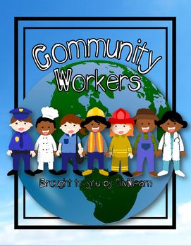 Have fun learning about Community Workers with your students with this Community Workers Set. Included in this resource are 24 Matching Cards (worker to vehicle) and 36 Word Wall Picture cards.