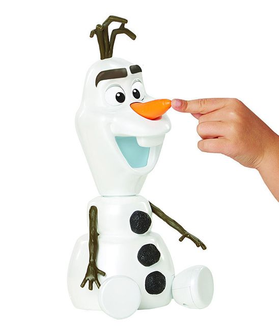 Frozen Talking Olaf Figure