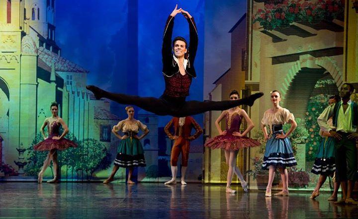 Joburg Ballet | 2015 | Don Quixote - Aaron Smyth | © Lauge Sorensen | via #BalletSynopsis