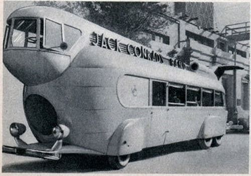 Jack Conrads Band Bus