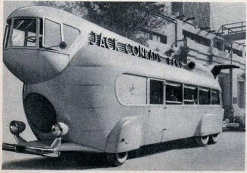 Jack Conrads Band Bus