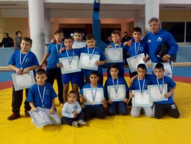 Fyli Sportnews: 14 μετάλλια για τον Α.Ο. Ευπυρίδαι Άνω Λιοσίων στο...