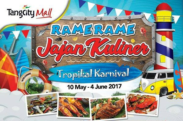 Rame Rame Jajan Kuliner Tropikal Karnival http://www.perutgendut.com/read/rame-rame-jajan-kuliner-tropikal-karnival/6022?utm_content=buffer0c342&utm_medium=social&utm_source=pinterest.com&utm_campaign=buffer #PerutGendut #Food #Kuliner #News #Indonesia #WisataKuliner #Event