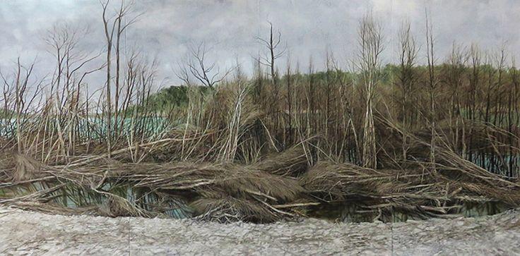 blowers-nicholas-savage-river-oil-on-8-panels-overall-size-90cmx180cm.jpg (1000×494)
