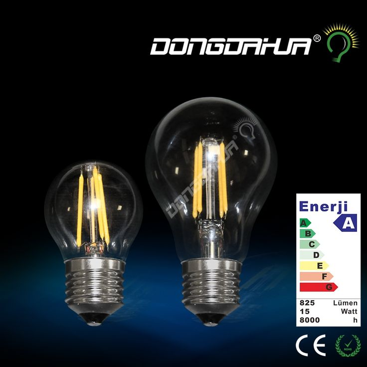 Superb  Watch now http alii shopchina info go php t ud sale hot filament led bulb w w e v a led filament of light bulb lamp