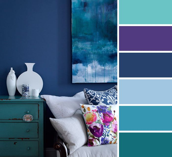 1000 ideas about blue purple bedroom on pinterest blue for Blue purple bedroom ideas