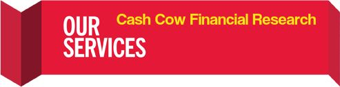 The execution of our services is distinctive & remarkable from our competitors & some of our services are inventions in its own. Get more@ http://www.cashcowresearch.com