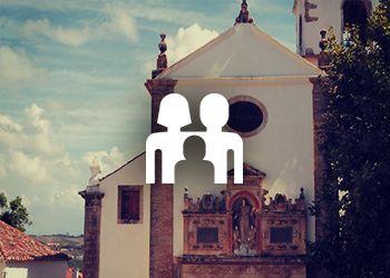 Traga os mais pequenos e deixe-os descobrir os caminhos dos tempos medievais pelas ruas estreitinhas de Óbidos! #Família #lazer #Portugal #ViaVerde #ViagensEVantagens