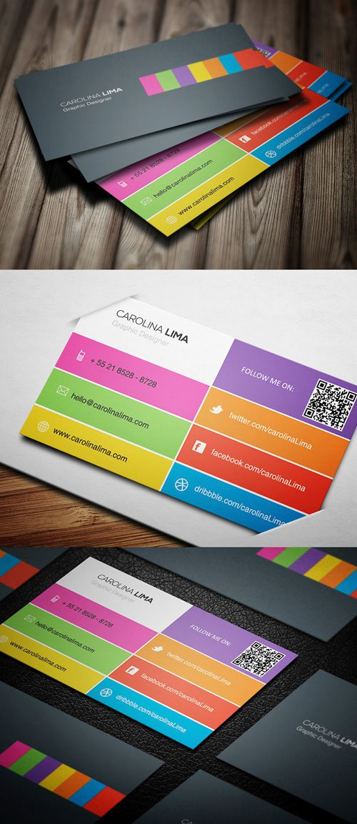 Modern Premium Business Cards Design - 27