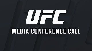 https://www.youtube.com/watch?v=LkD63YZphGE In advance of the two world title bouts, UFC will host a media conference call with all four athletes competing in the championship fights on Thursday, September 28th at 2 p.m. PT/5 p.m. ET Subscribe to get all the latest UFC content:...