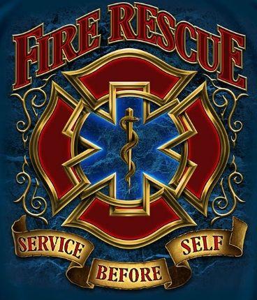 Fire Rescue Service Before Self | Firefighter Apparel | Firefighter.com