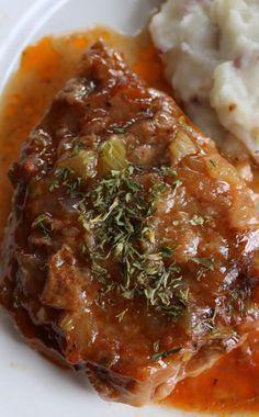 Easy tenderized round steak recipes