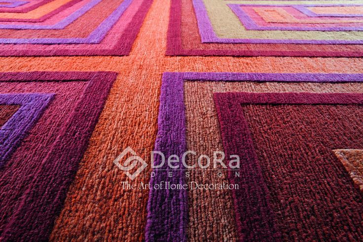 #rug #handmade #color