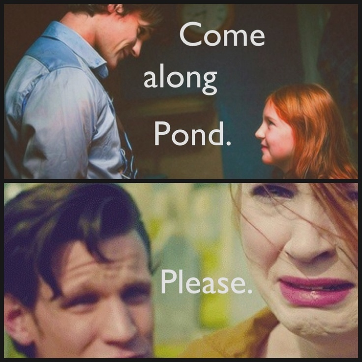 dr who and amy pond relationship