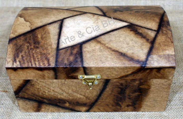 artesanato falso couro madeira mdf