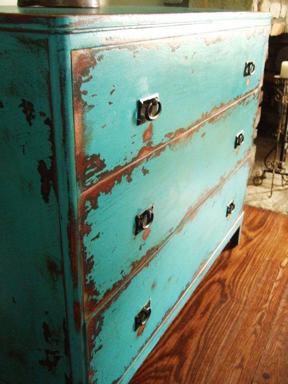 Turquoise draws