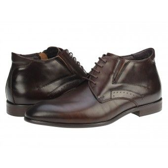 Ghete elegante barbati Eldemas brown