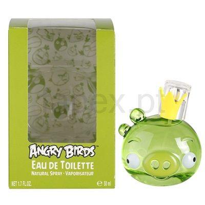 EP Line Angry Birds Green Eau de Toilette para crianças | fapex.pt