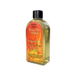 Natural Vitamin E -100ml Base Oil - Natural Vitamin E Base oils are ideal for diluting essential oils before using them on skin.