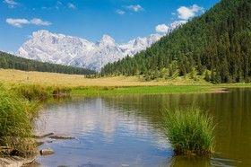 Foto Lago di Calaita Fiera di Primiero: cartoline, immagini, fotografie