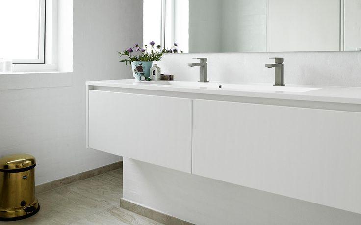 From 6 // Polarwhite bathroom by Multiform