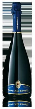 Terre della Baronia Gran Cuvée - Green Inzolia and two different Chardonnay clones