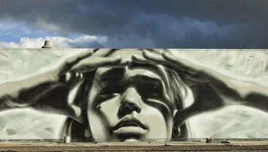 El Mac /// Toronto, Canada CooL street Graffiti Urban art Things, check https://www.etsy.com/shop/urbanNYCdesigns?ref=hdr_shop_menu