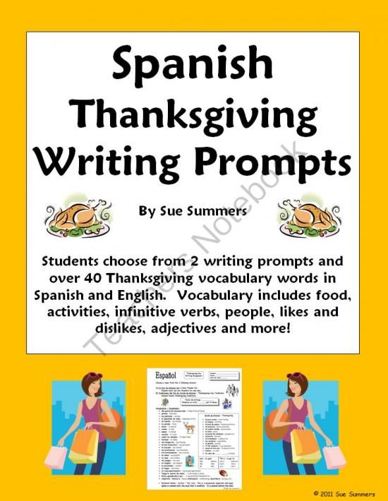 essay prompt in spanish Writing writing helps develop reading skills and reading helps develop writing  skills in fact, research shows that reading and writing develop hand in hand.