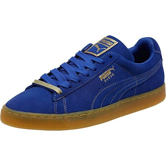 Surf the web Gold. Mens Suede ShoesShoes ...