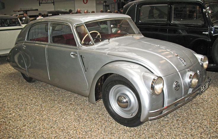 Tatra 77 (1934-1938): Futuristická perla z Kopřivnice | auto.cz