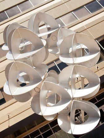 Hyatt Regency Greenville-NOMA Sculpture Closeup http://www.greenville.hyatt.com/en/hotel/home.html