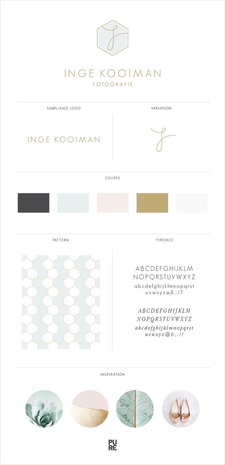 Branding: Inge Kooiman Fotografie   Brand design by PURE Art & Design