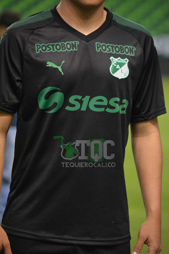 Fueron presentadas las nuevas camiseta Deportivo Cali Puma 2018