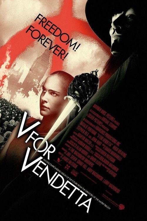 Watch V for Vendetta 2006 Full Movie Online Free