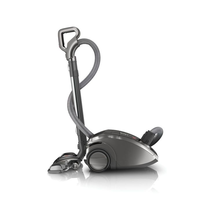 Hoover SH30050 Quiet Performance Bagged Canister Vacuum Cleaner