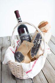 Brot, Salz und Wein