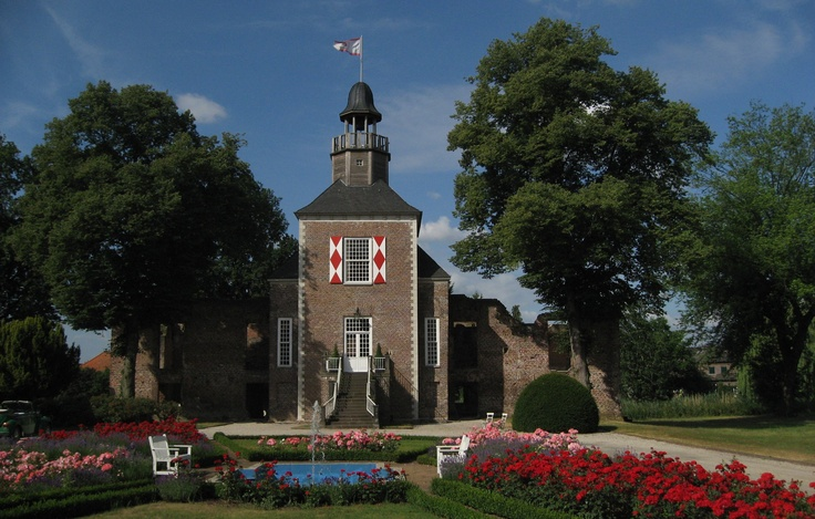 Schlossruine Hertefeld