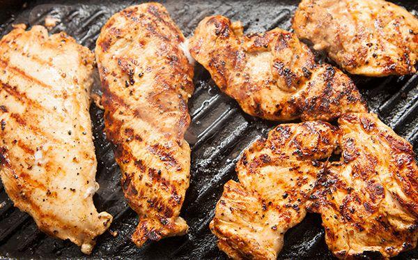 #fettine di #pollo #grigliate  visit www.caffemillennium.com