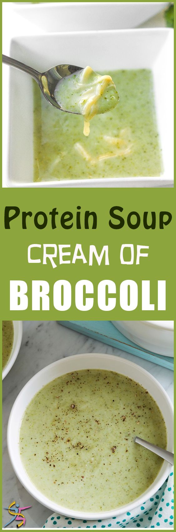 BariatricPal Protein Soup - Cream Of Broccoli  There may be times before or after weight loss surgery when your doctor puts you on a liquid diet and you need a savory alternative to sweet protein shakes. Or, you may just want a warm and filling quick meal while you�re on a high-protein weight loss diet.  BariatricPal Protein Soup is your mealtime solution. Just add water and enjoy your instant high-protein soup. BariatricPal Protein Soup � Cream of Broccoli is a creamy comfort food without…