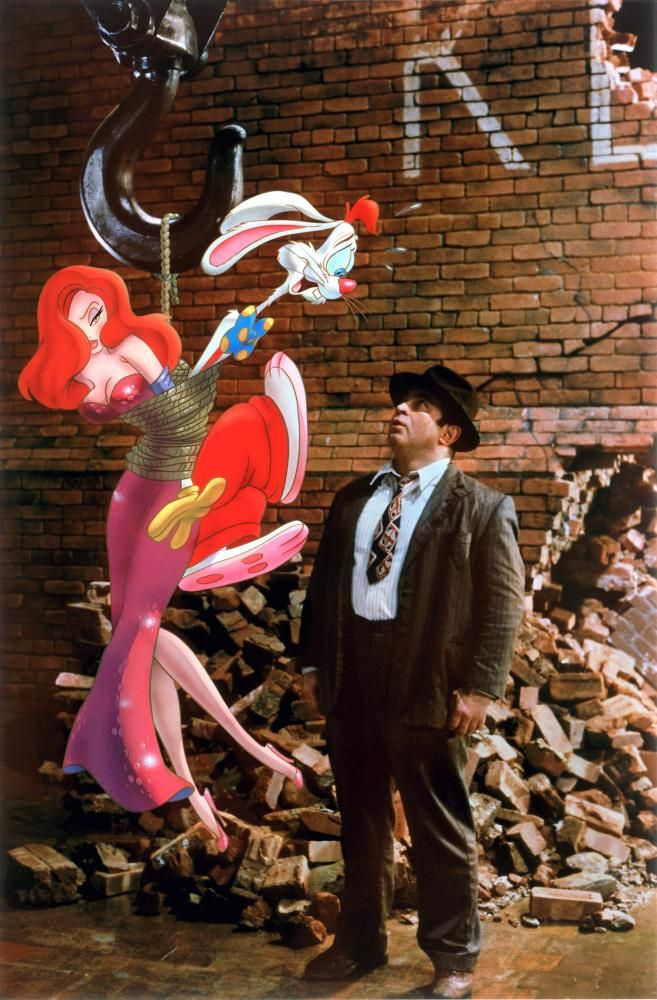 Who Framed Roger Rabbit. A favorite from my childhood and still to this day love it!