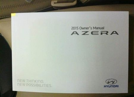 Used 2015 HYUNDAI Azera Palatine, IL, Certified Used Azera for Sale, KMHFG4JG7FA453782