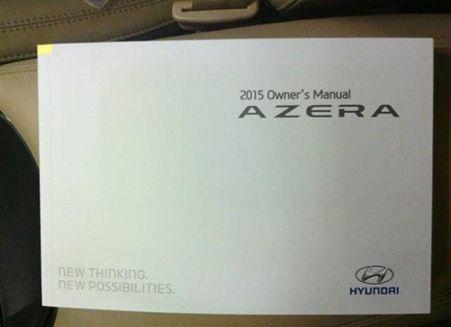 Used 2015 HYUNDAI Azera Palatine, IL, Certified Used Azera for Sale, KMHFG4JG7FA453782