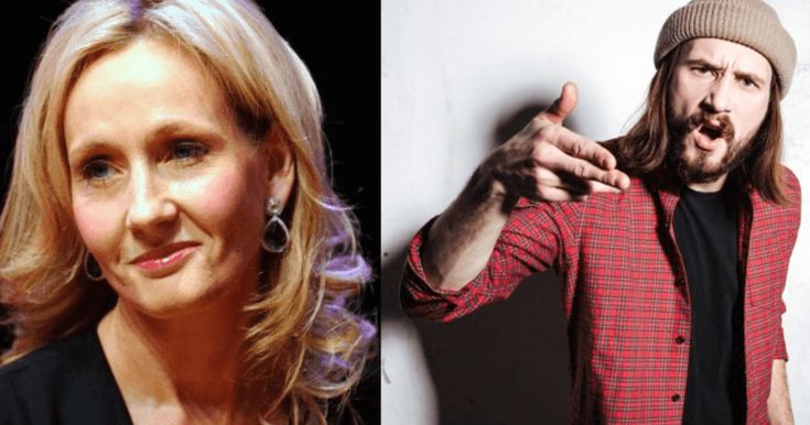 JK Rowling has the perfect response for dudes complaining about International Women's Day: facts