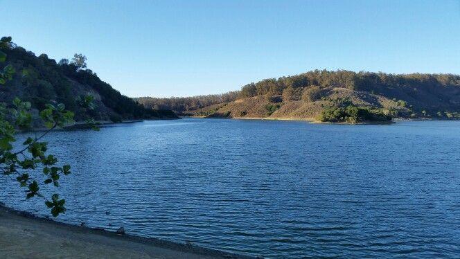 Lake Chabot, Castro Valley, California.
